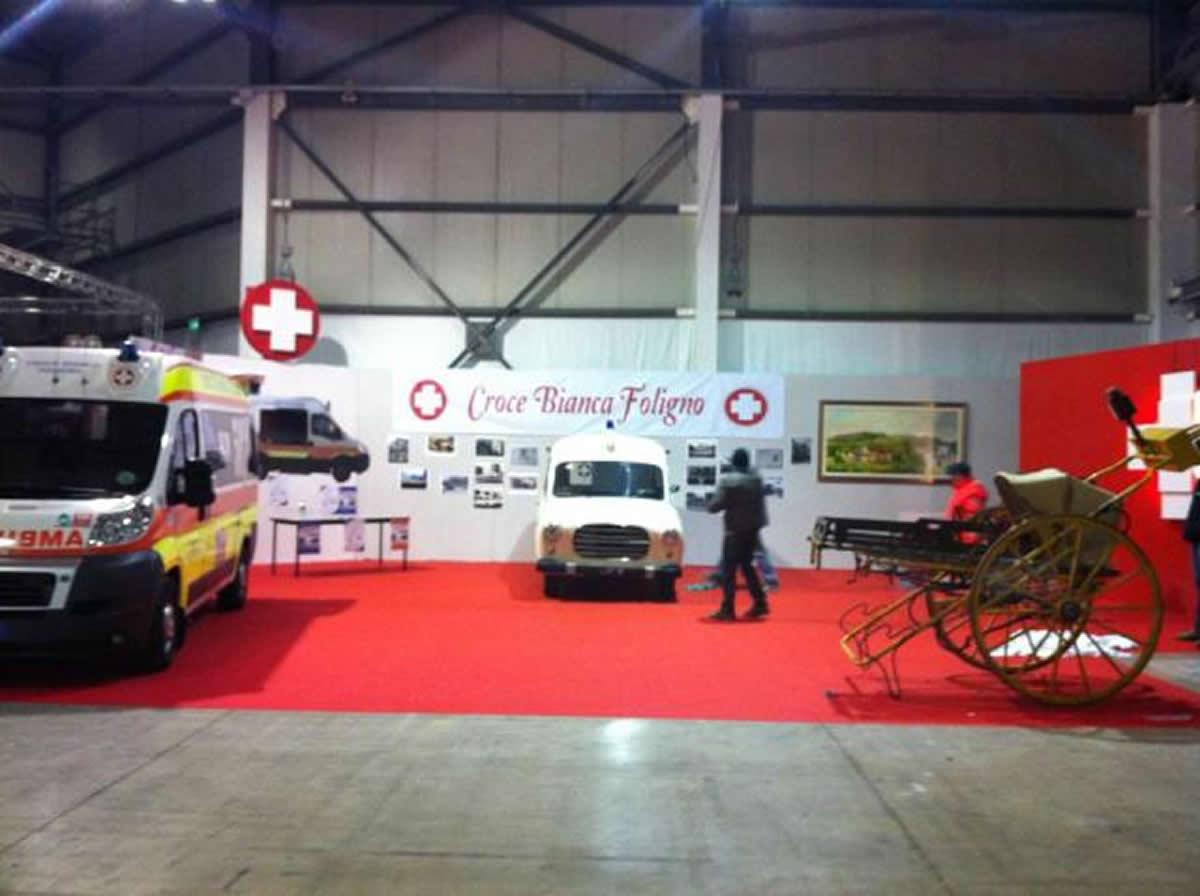 Croce Bianca Foligno - Expo 4